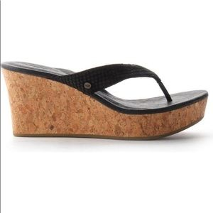 Ugg natassia wedges